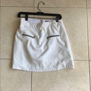 Dresses & Skirts - Short white skirt